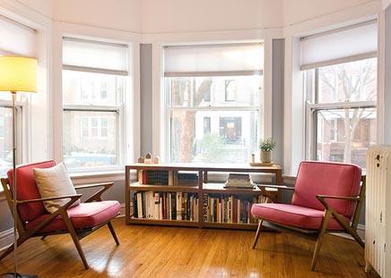 Retro inrichting voor je huis inrichting - Moderne lounge stijl ...