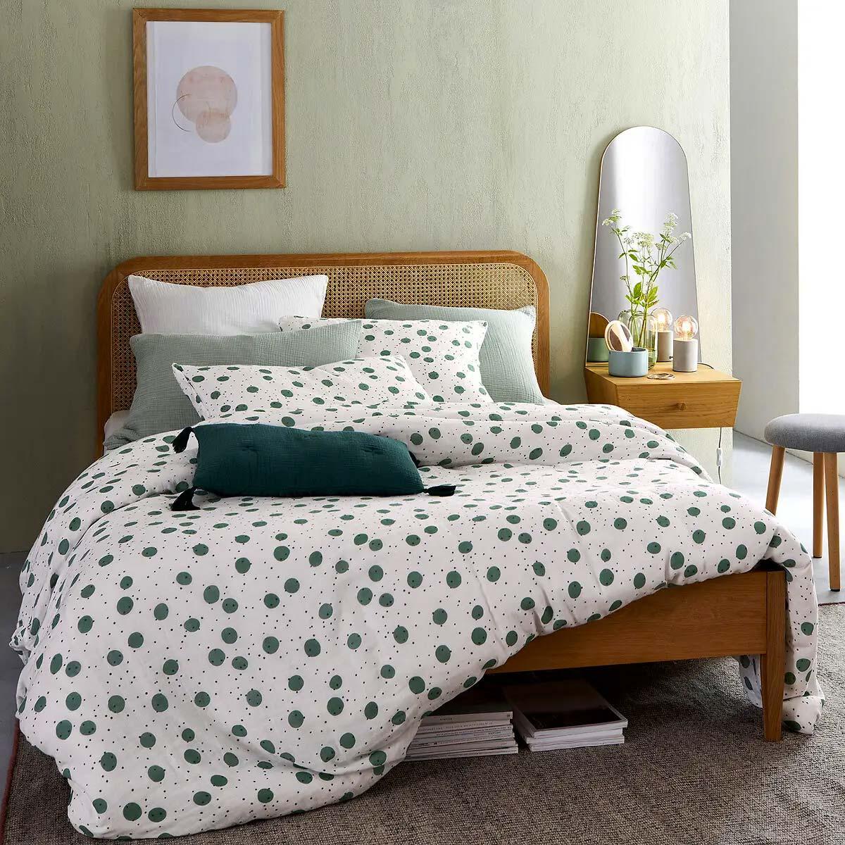 retro meubel bed