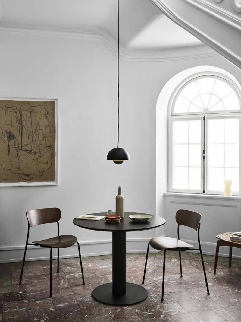 retro meubel hanglamp