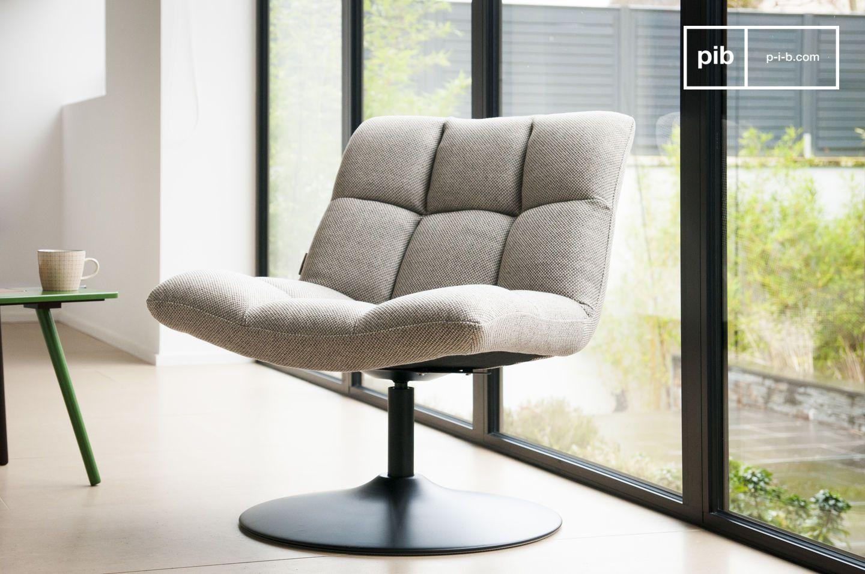 retro meubel lounge chair