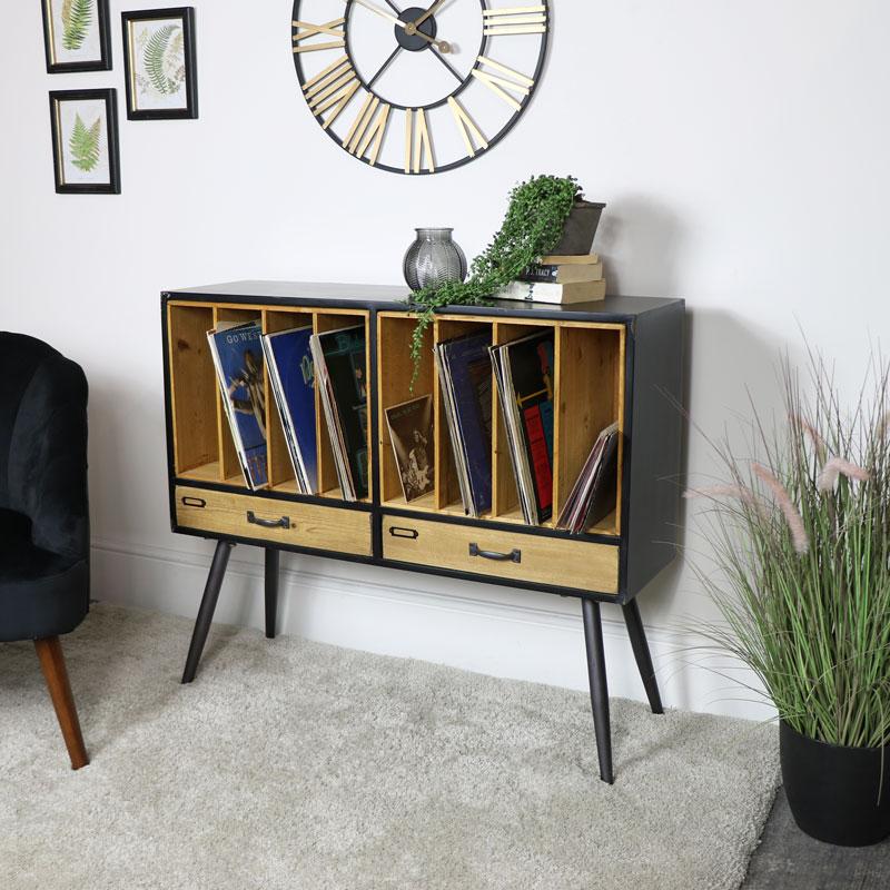 retro meubel plantenkast