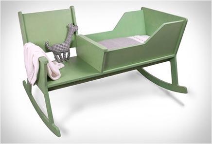 Rockid Schommelstoel Wieg : Rockid schommelstoel wieg inrichting huis