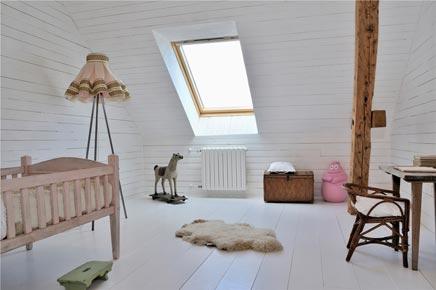 Romantisch huis in Malarhusen