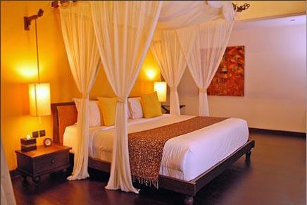 Romantische slaapkamer inrichting - Romantische kamers ...
