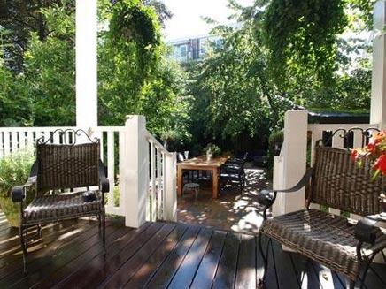 Romantische tuin idee n uit rotterdam inrichting - Ideeen buitentuin ...