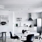Romantische woonkeuken van Julie en Nicolai