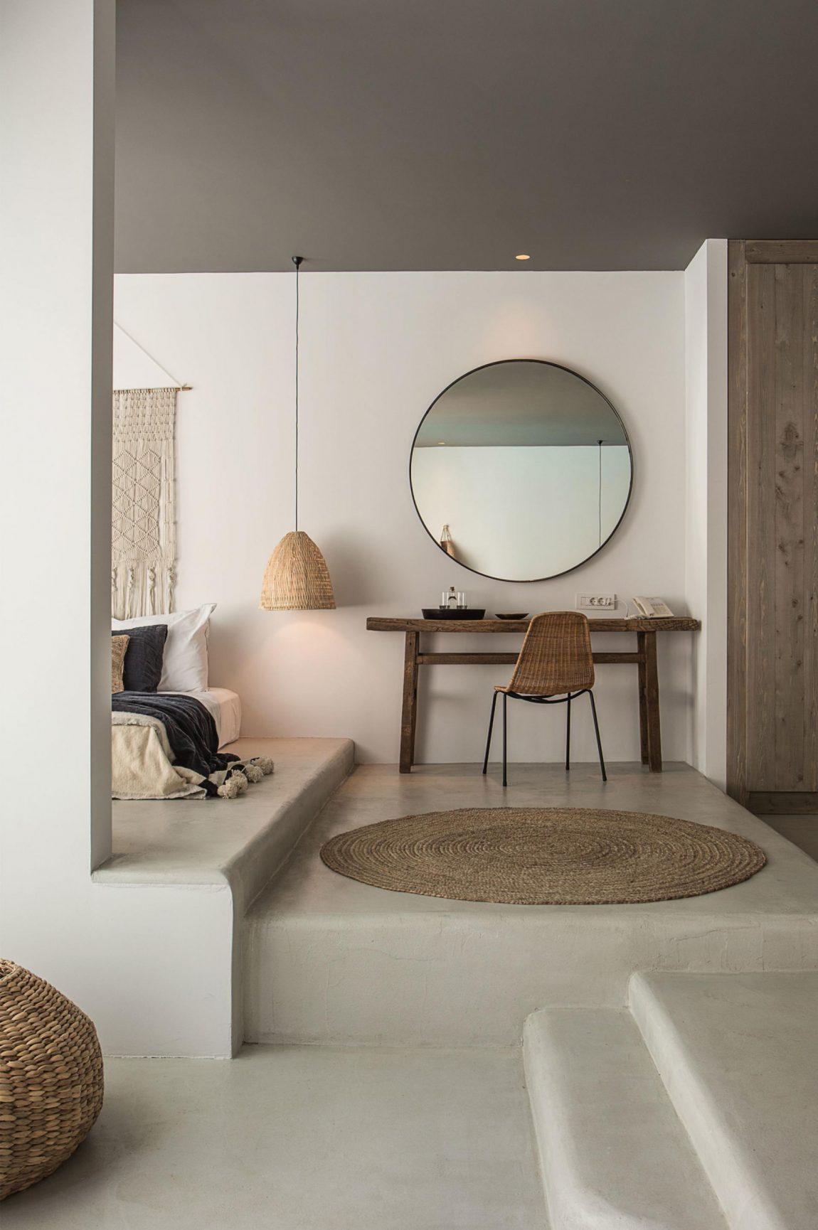 ronde-spiegel-slaapkamer