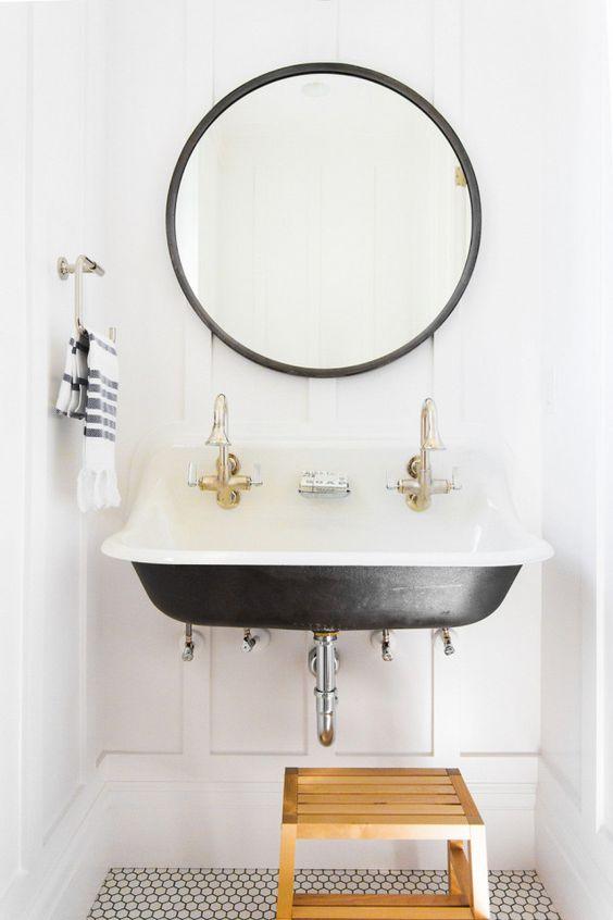 ronde-spiegel