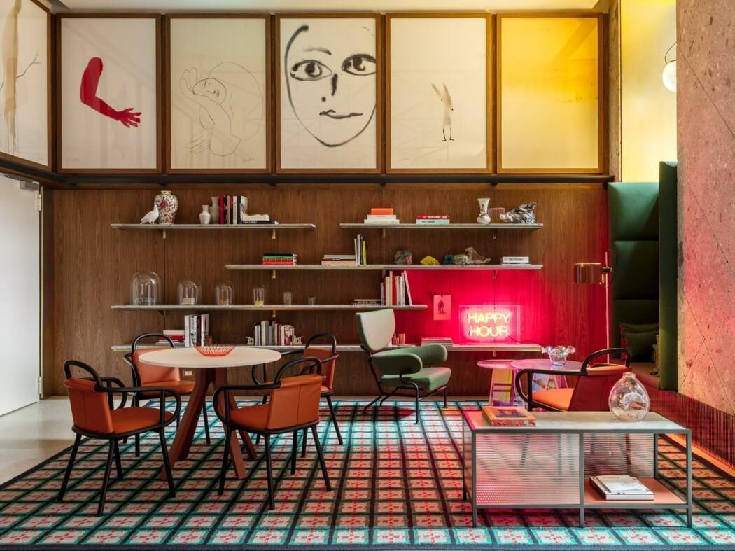 Room Mate Giulia hotel in Milaan