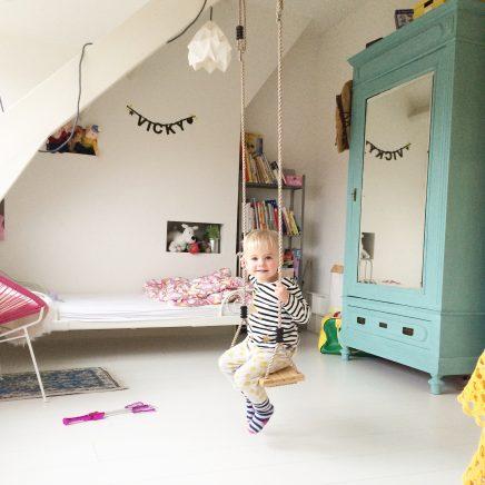 Rosa Zielstra en haar huis