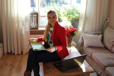 Rosie van lifebyrosie.nl en haar woninginrichting
