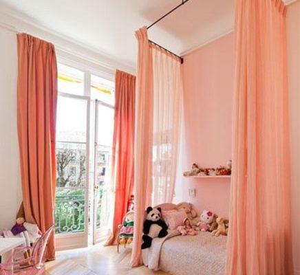 Roze kinderkamer met leuke ideeën en inspiratie