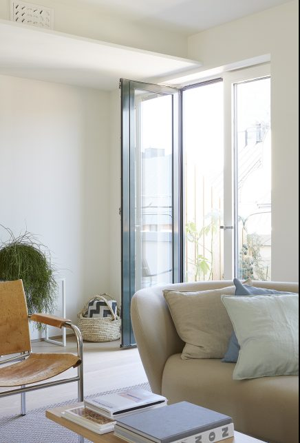 Ruim balkon als meerwaarde