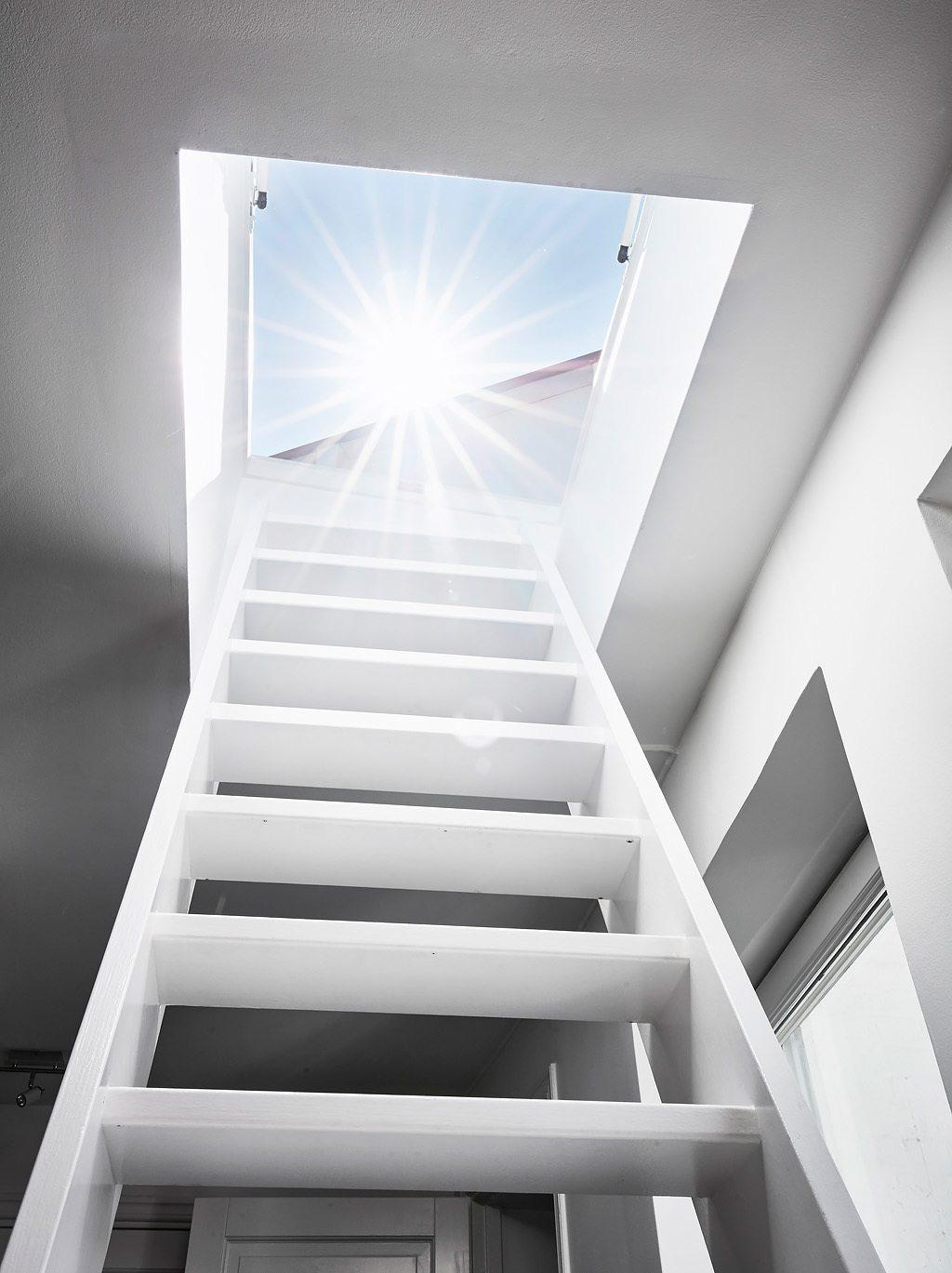 Ruim en zonnig dakterras van 40m2