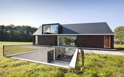 Ruime villa op Brabants platteland