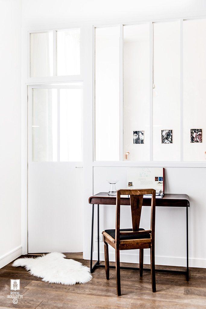 Ruimte en licht in een klein appartement van 55m2 uit Parijs