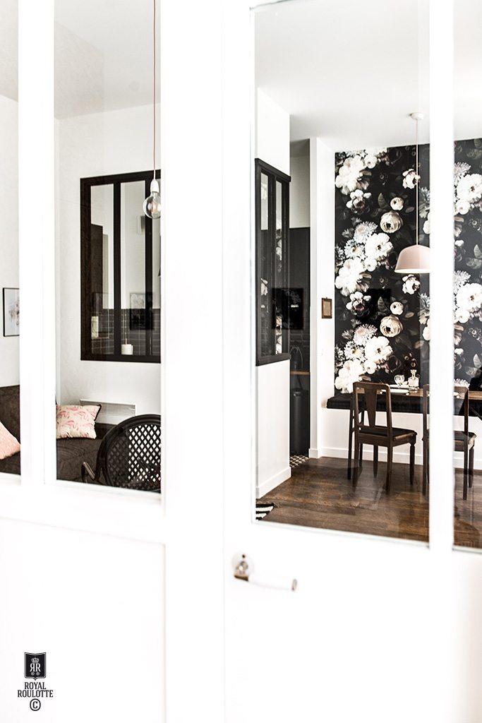 Ruimte en licht in een klein appartement van 55m2 uit parijs inrichting - Een klein appartement ontwikkelen ...