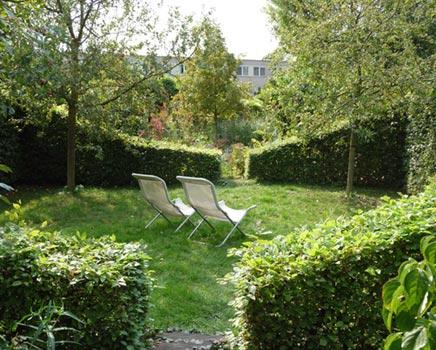 Ruimtelijke indeling van je tuin inrichting for Inrichting tuin