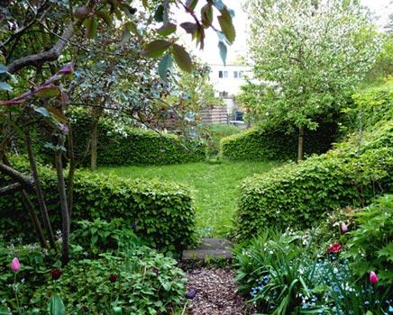 Ruimtelijke indeling van je tuin