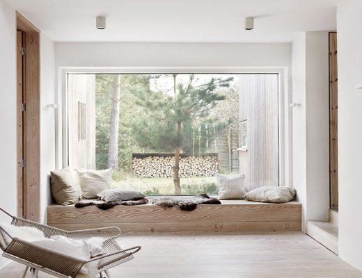 Het rustgevende natuurlijke droomhuis van Sofia en John