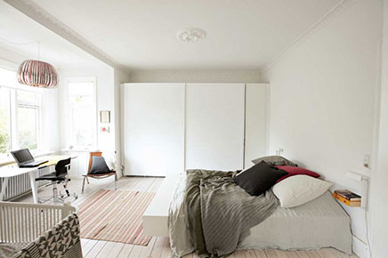 Tips Rustige Slaapkamer : Rustige neutrale slaapkamer van marcus en ditte inrichting huis