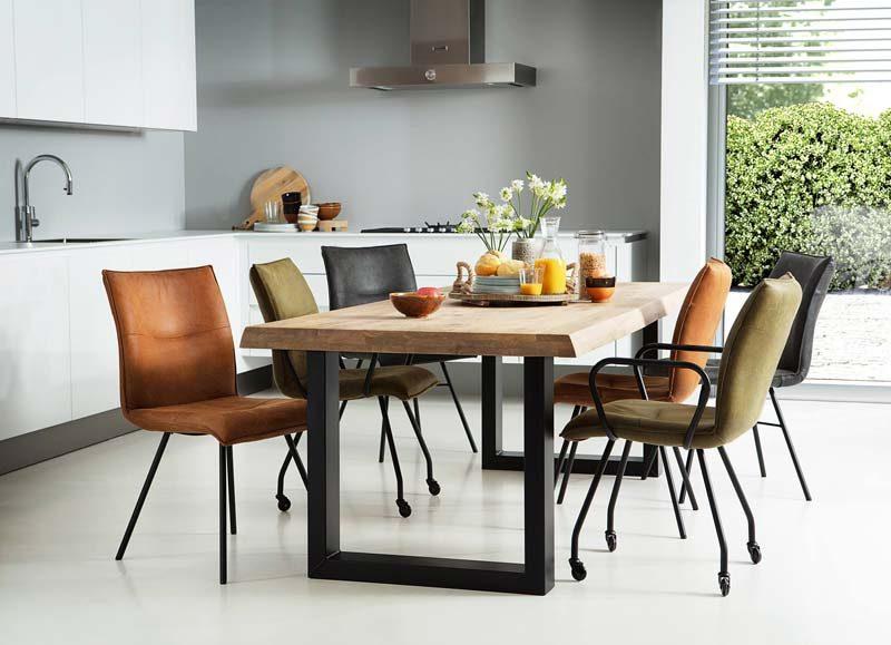 sanders meubelstad eetkamerstoelen