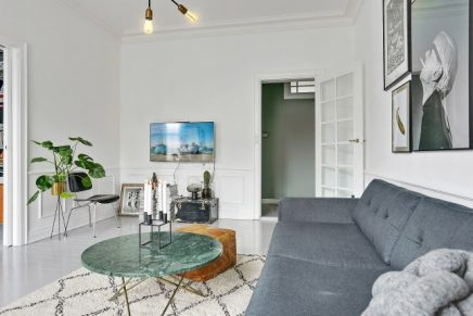 Scandinavisch appartement