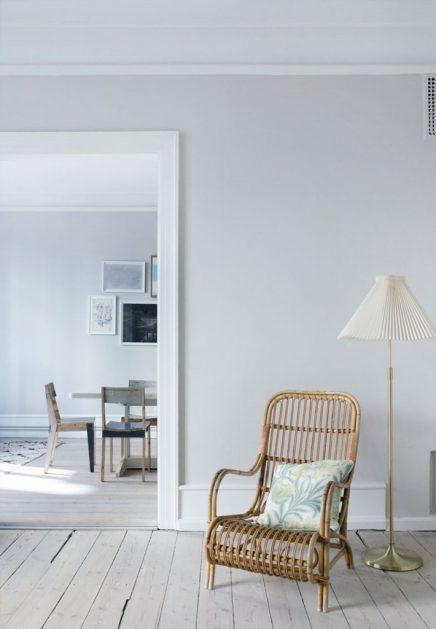 Scandinavisch appartement van een advocaat met passie voor for Eetkamerstoelen scandinavisch