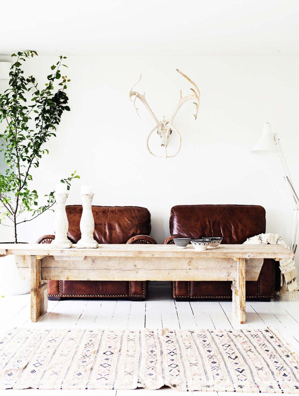 Scandinavisch huis van Inger Marie vol natuurlijke stoere en warme materialen