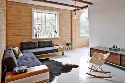 Scandinavisch interieur in Sydney