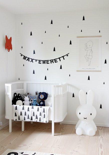 scandinavische babykamer van max | inrichting-huis, Deco ideeën