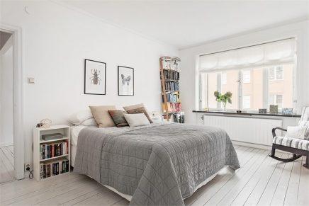 ... slaapkamer met industriële kasten  Inrichting-huis.com