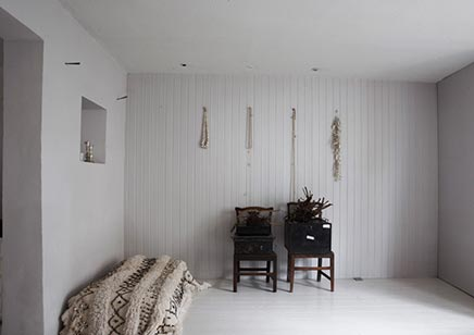 Serene woninginrichting van interieurontwerpster Janie Jackson