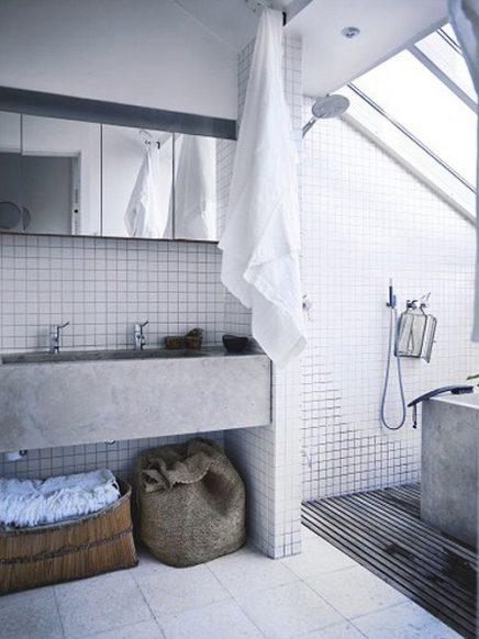 Serre badkamer
