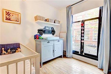 Sfeervolle benedenwoning te koop Gerard Doustraat in Amsterdam