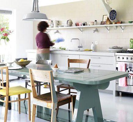 Sfeervolle keuken van interieurstylist Esther Jostmeijer