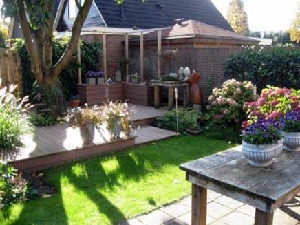 Inspiratie Kleine Stadstuin : Tuin inspiratie kleine tuin. klein maar fijn tuinseizoen voor tuin