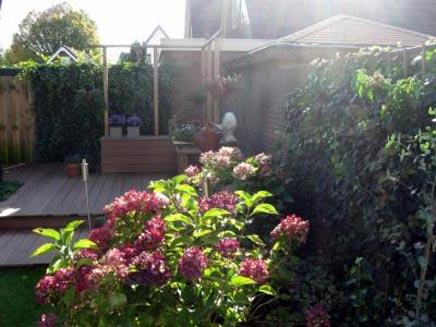 Attraktive Garten in Vaassen