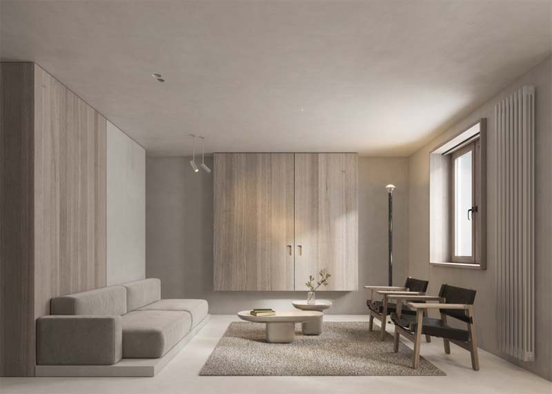 sfeervolle verlichting woonkamer