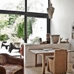 Sfeervolle woning van interieurarchitect Muriel Bardinet