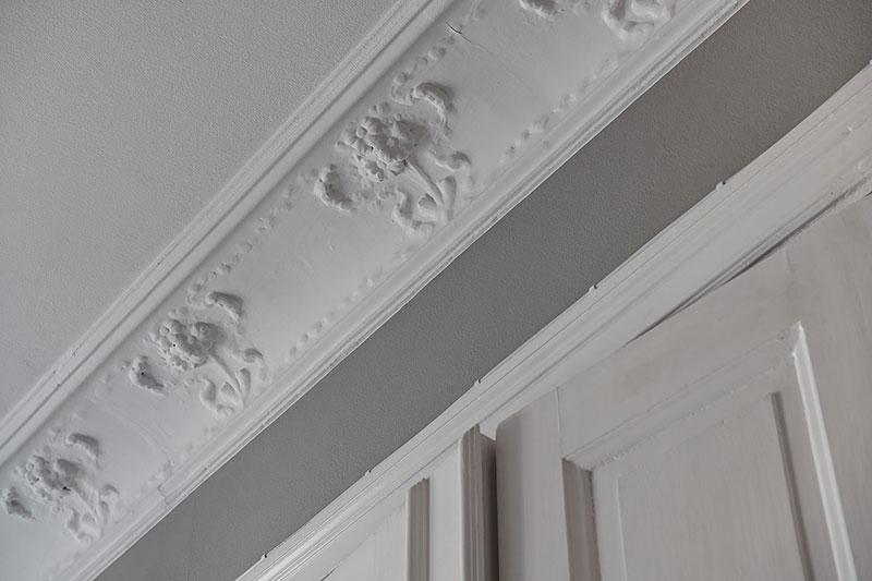 sierlijsten plafond