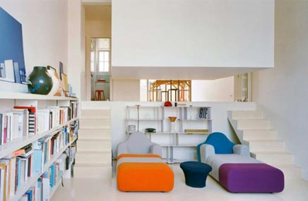 Simpel, maar ingewikkelde inrichting - woonkamer