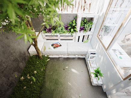 Simpele ideeen voor de tuin