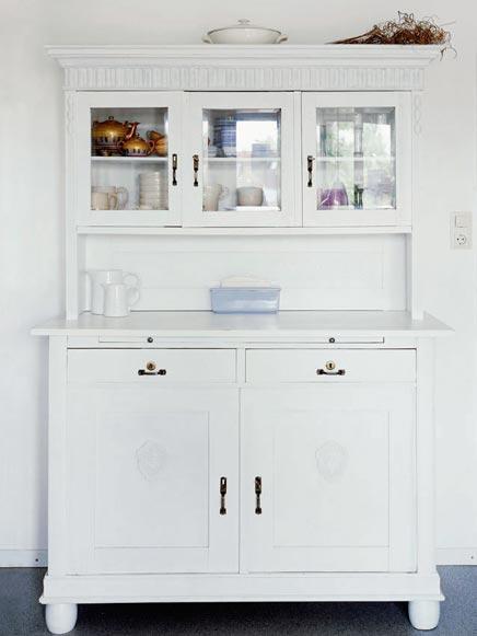 Simpele keuken toch uniek inrichting for Simpele keuken