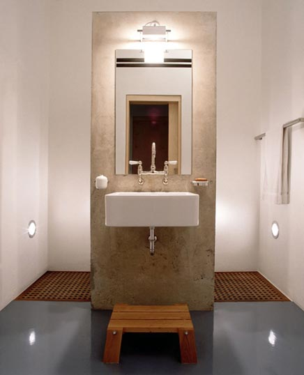 Simpele mooie badkamer | Inrichting-huis.com