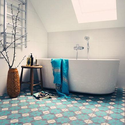 Simpele mooie badkamer inrichting - Een mooie badkamer ...