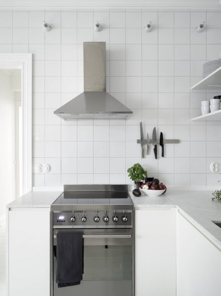 Simpele mooie styling voor de verkoop van zweeds for Simpele keuken
