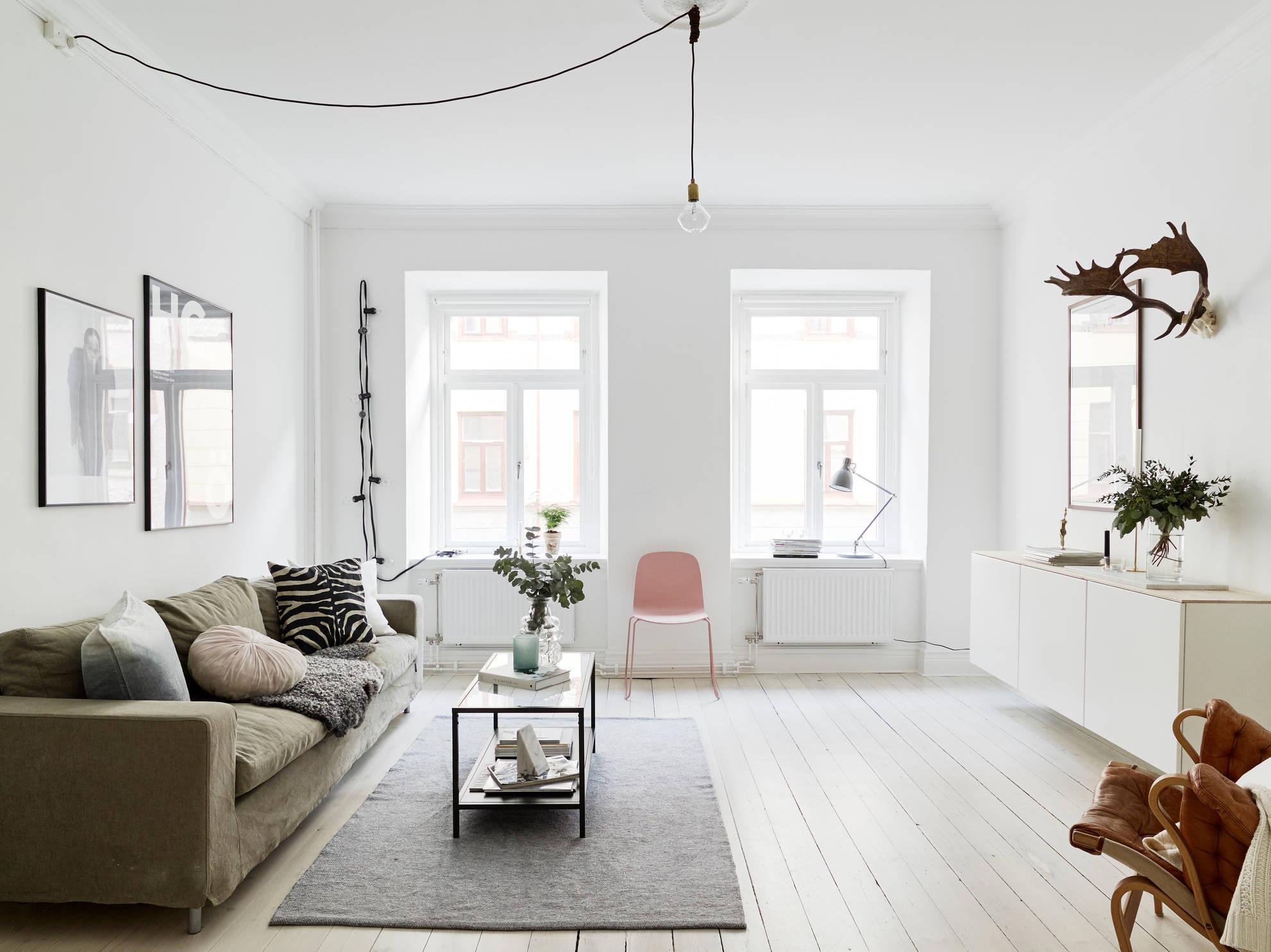 Simpele mooie styling voor de verkoop van zweeds for Hulp bij inrichten
