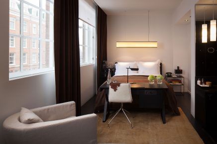 Sir Alberts boutique hotel in Amsterdam