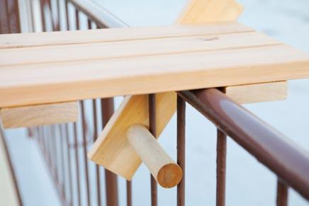 Skydeck Tafeltje Voor Je Balkon Inrichting Huis Com